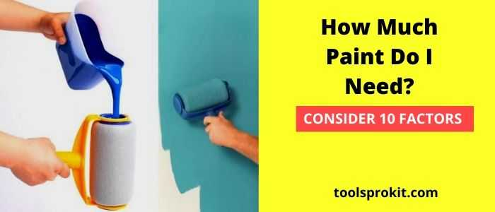 How Much Paint Do I Need? Know It with This Paint Estimator!